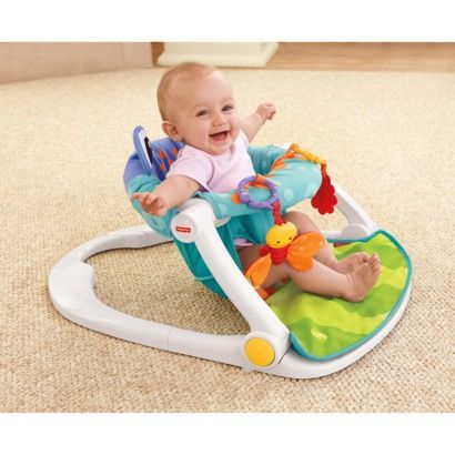 Fisher Price Sit Me Up Floor Seat Baby New Baby Products Baby