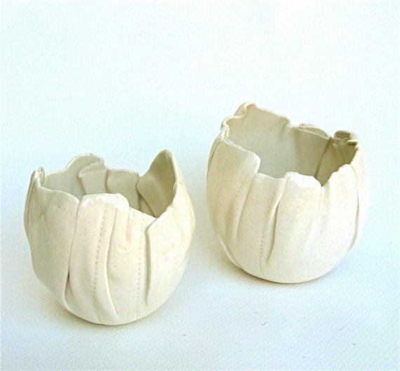 hand built porcelain bowls ... balloon bowls