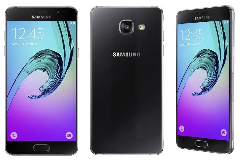 Samsung Galaxy A5 2016 Dual Sim 16gb 4g Lte Black Samsung Galaxy Samsung Samsung Galaxy A3