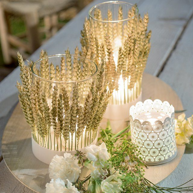Photo of Country wedding 10 decoration ideas with straw boots # ideas # country wedding # straw boots