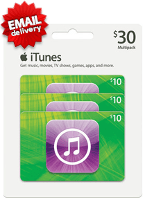 what a great offer for you now you could buy US iTunes gift card ...