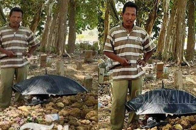 Usai Dimakamkan, Keluarga Terkejut Pria Bernama Sunarto