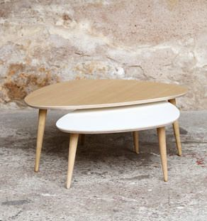 creation // tables basses tripode // ref/tbt-s-05 | tripode