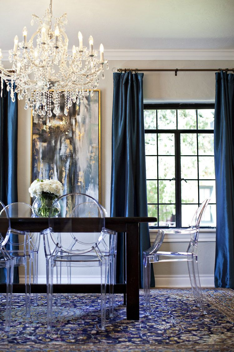 Ivy House Interiors//Lincoln Terrace//Dining Room