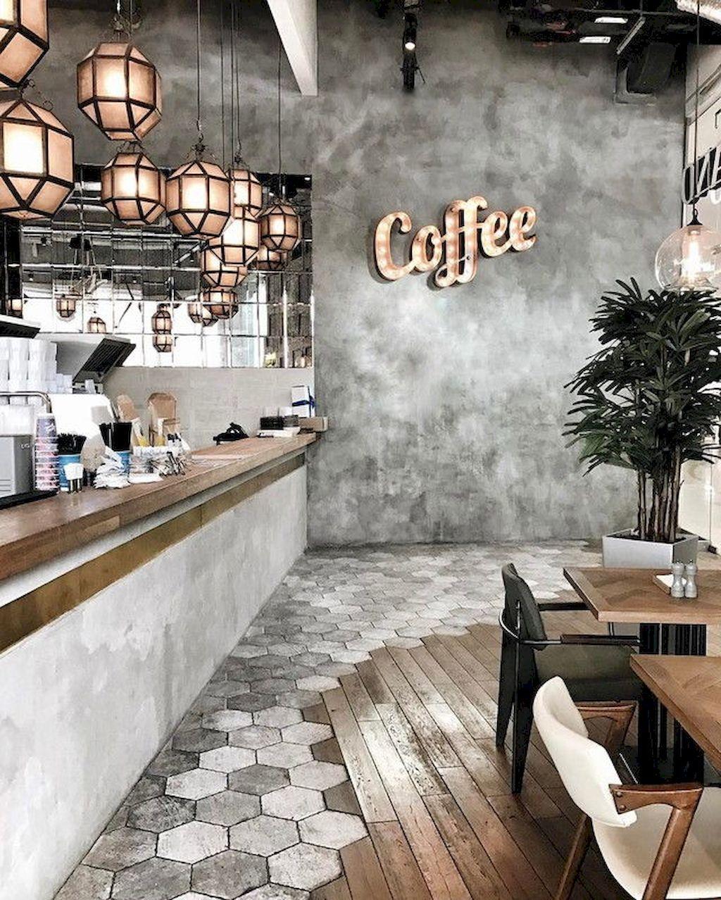 Low Budget Unique Cafe Interior Design ...