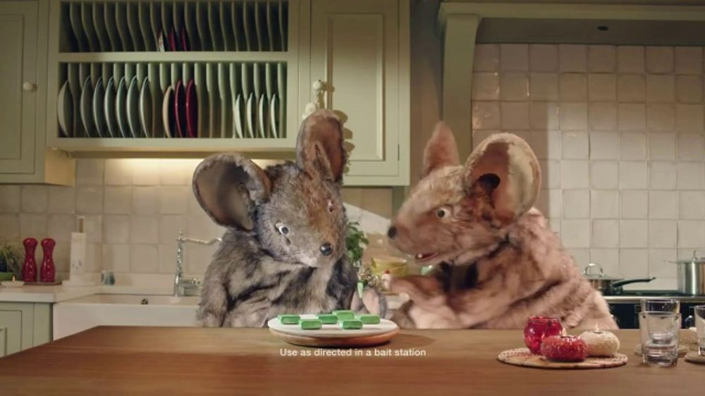 During a social gathering of mice, the talk of the party ...