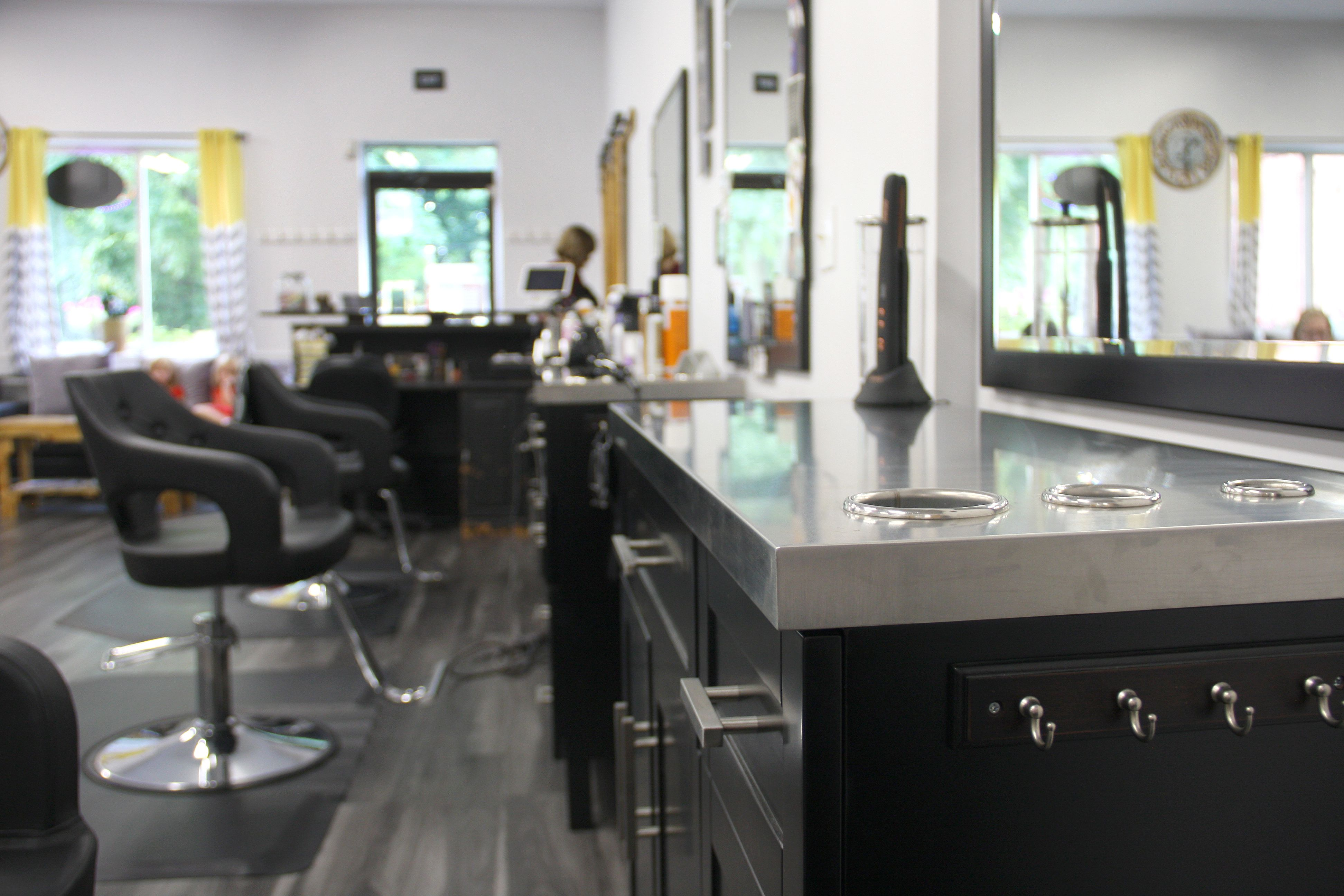 Great salon inspiration hd salon in rochester ny with glitz salon chairs and fitz styling stations for the perfect look