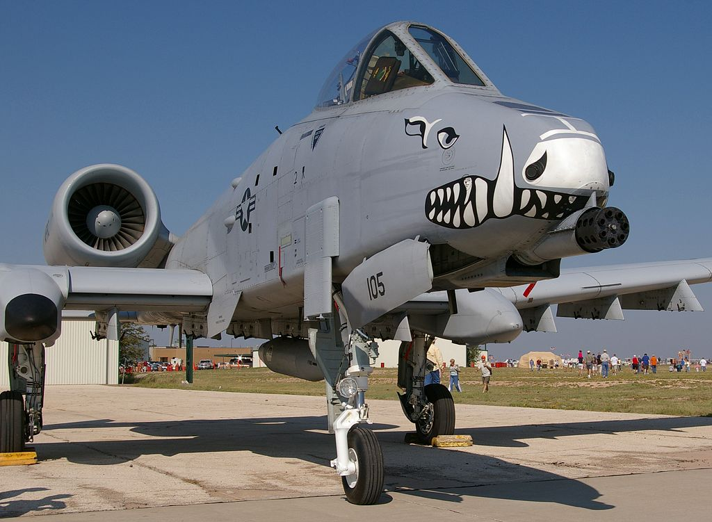 A-10 Warthog   Stickers for the A-10 thunderbolt ...