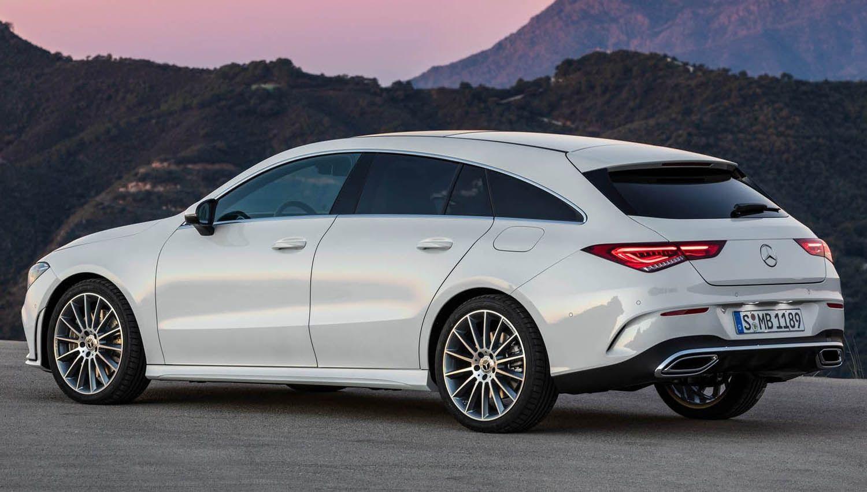مرسيدس بنز سي أل آي شوتينغ برايك 2020 الجديدة كليا أجمل سيارات الواغن الرياضية الحديثة موقع ويلز Shooting Brake Car Lease Mercedes Benz