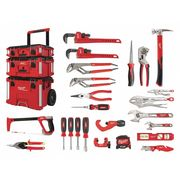 Packout 22 Piece Plumbers Trade Tool Kit Tools Tool Kit Mechanic Tools