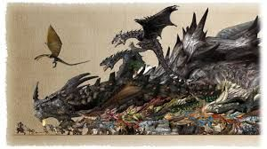 Resultado de imagem para monster hunter