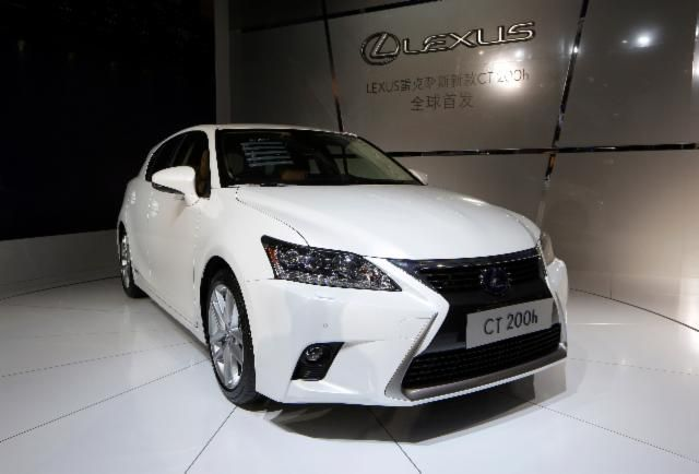 1. Lexus CT 200h Luxury cars, Lexus ct200h, Car