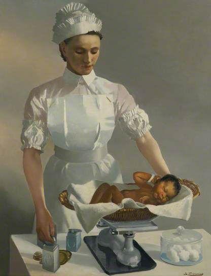 """Resultado de imagen de anna katrina zinkeisen nurse"""""""