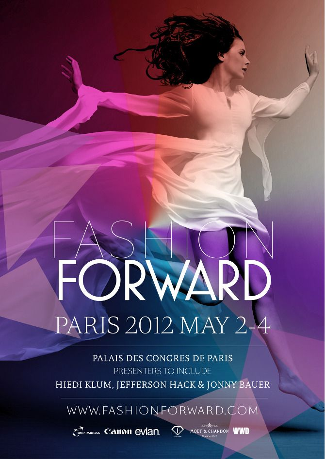fashion event poster Graphic Design Pinterest Fashion graphic