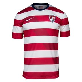 Soccer Jerseys Nike Usa Home 12 13 Replica Soccer Jersey Soccercorner Com Soccer Jersey Soccer Uswnt Soccer