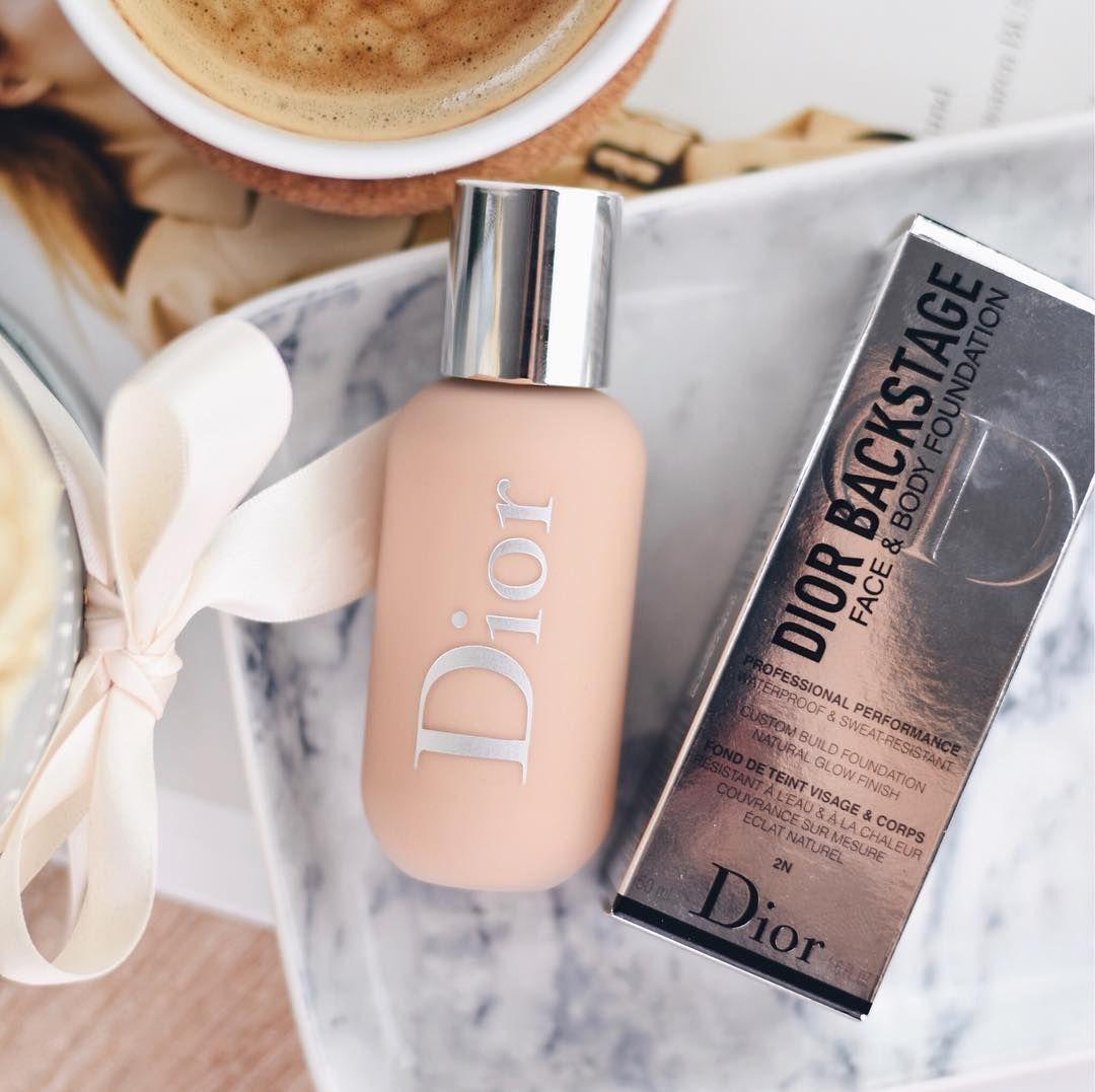 Dior Backstage - Face & Body Foundation www ...