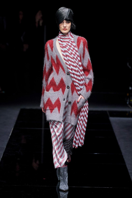 Giorgio Armani Pre-Fall 2020 Fashion Show
