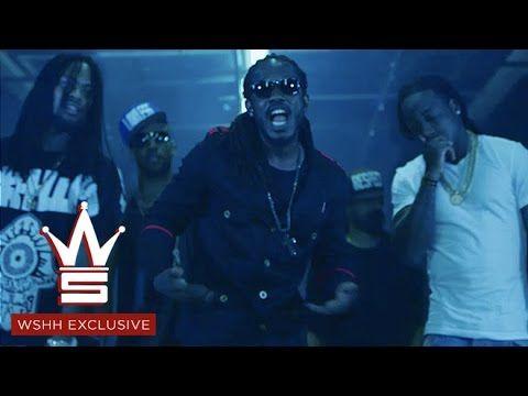 Wayne Marshall Feat. Ace Hood, Waka Flocka & Cham – Go Harder [OMV] #acehood