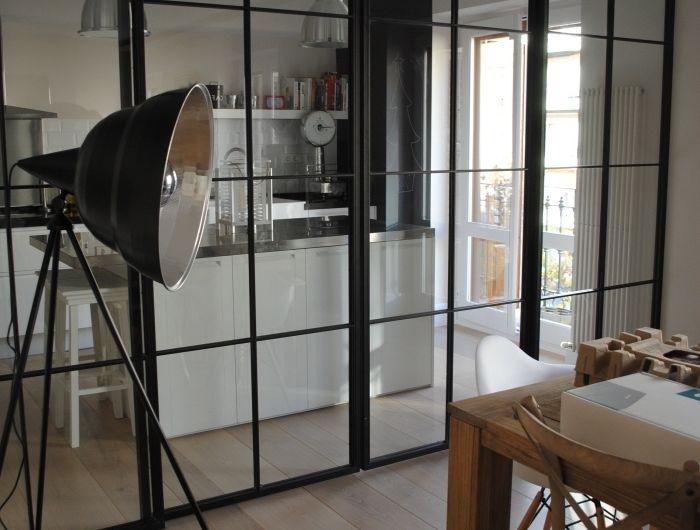 ▷ 1001 + idées pour la cuisine ouverte avec verrière Pinterest