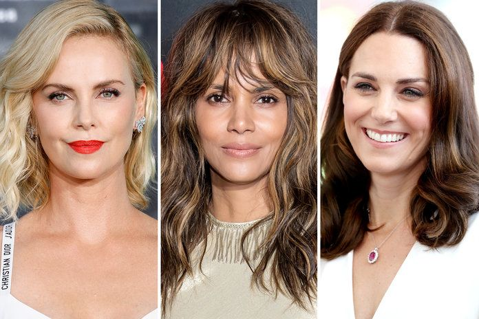 The Most Flattering Haircuts For Oval Face Shapes Mit Bildern