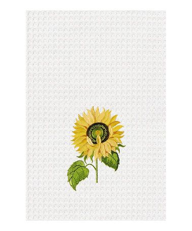 Take a look at this Sunflower Kitchen Towel - Set of Two on zulily today!