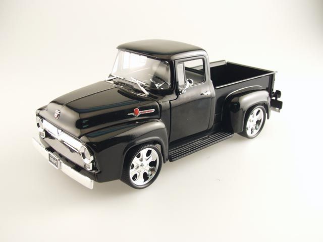 ertl+1+18+diecast+cars | Ertl 1:18 1956 Ford F-100 Pickup diecast car | 1/18 Scale & 1/24 Scale ...