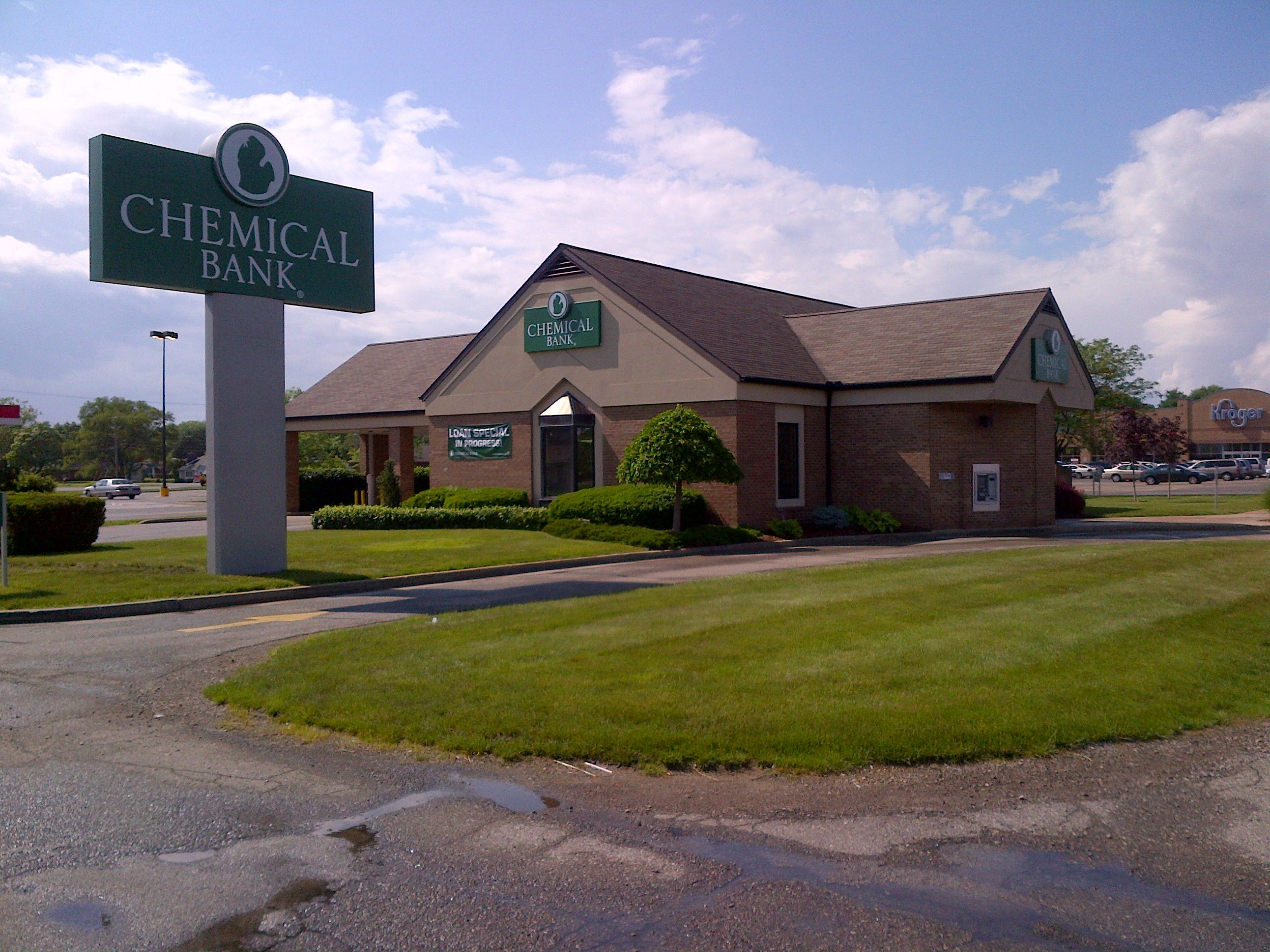 Chemical Bank, Owosso Main Branch is one of the bank's 229