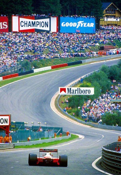 Is It Time To Start Measuring Viewership Different Belgian Grand Prix Formula 1 Ayrton Senna