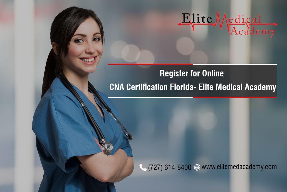 Register for Online Certification Florida at