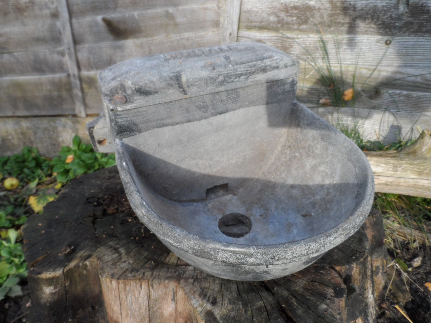 Galvanised Metal Horse Or Cattle Animal Drinking Water Trough