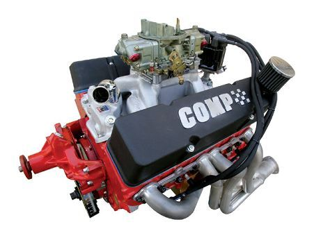 Chevy 383 Engine - We Build a Small-Block That Makes 500HP and 500 - fresh blueprint engines 383 stroker crate motor