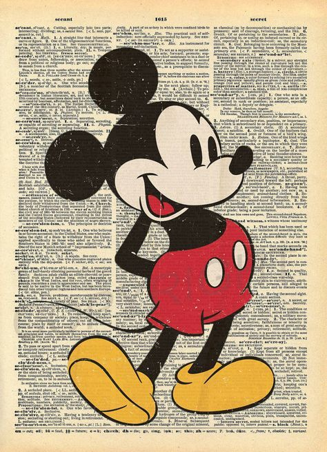 Mickey Mouse Wallpaper With Quotes
