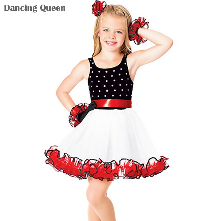 5c6224945 Meninas Ballet profissional Tutus Vestido De cisne Dancewear Ballet ...