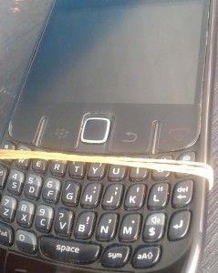 Baterai Blackberry Cepat Hamil