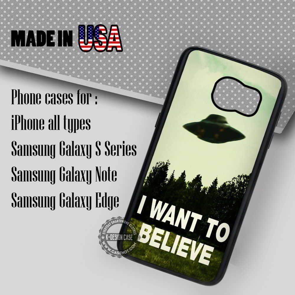 Samsung S7 Case - Believe X-files - iPhone Case #SamsungS7Case #Movie #yn