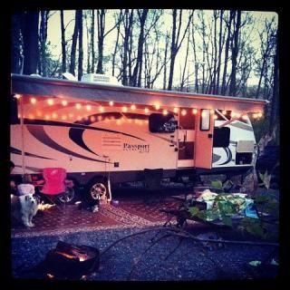 Rv Campsite Decorating Ideas Google Search Camper Renovation Outdoor Living