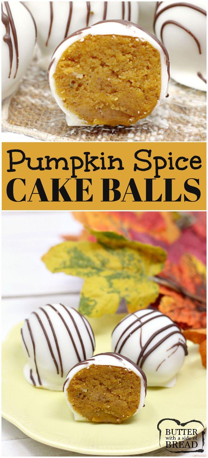 Pumpkin Coffee Cake Using Cake Mix