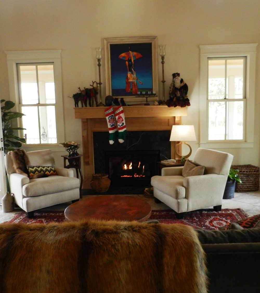 Interior Design Of Our Farm House In Florence SC By Joan Anderson