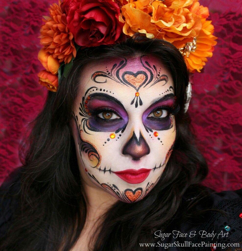 Maquillaje Halloween En 2019