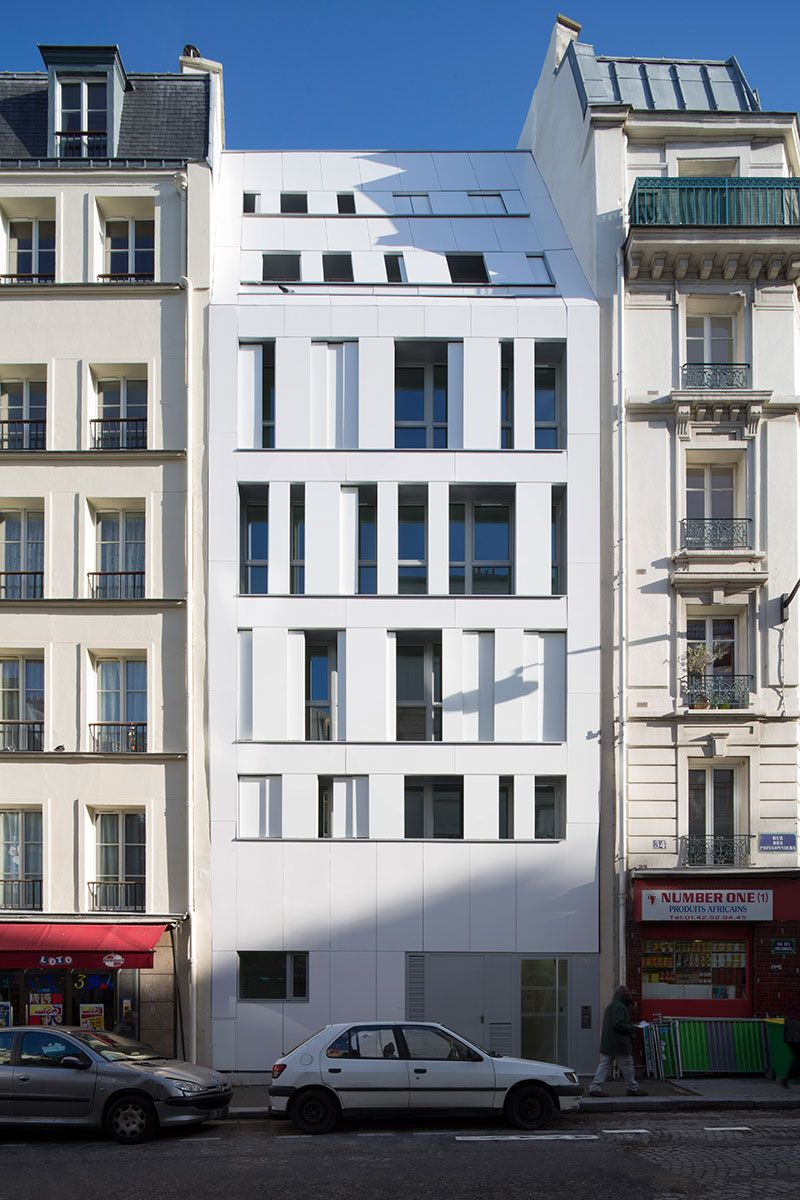 Residence Poissonniers, Paris 18e
