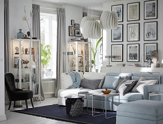 Living Room Furniture & Décor Living room furniture