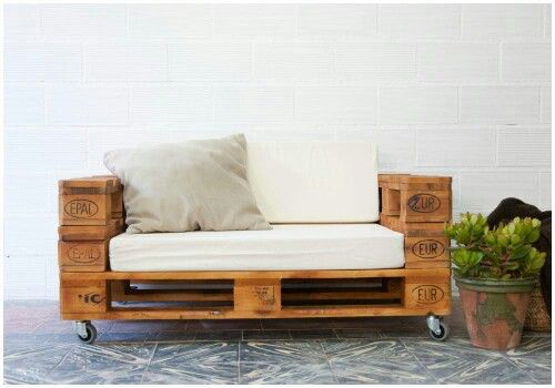 Pin by Mati on pallets | Pinterest | Interior designing, Pallets and ...