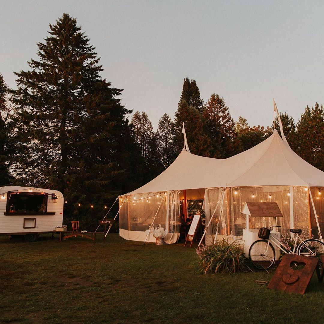 Camping Paradis Mariage Au Paradis