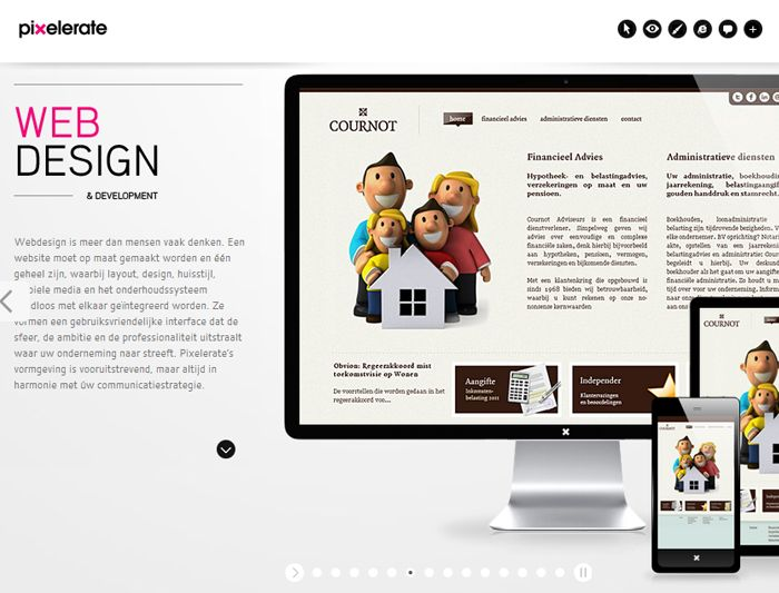 Pixelrate Web Design Web Design Agency Professional Web Design