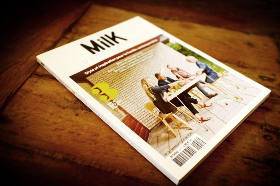 Milk decoration magazine - issue 2 - http://www.mr-cup.com/shop/selected/magazines.html