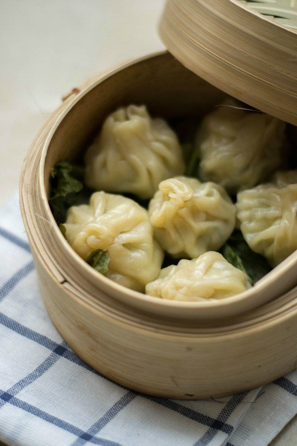 Dumplings Recipe, Basic Dumplings, Asian Style Chi