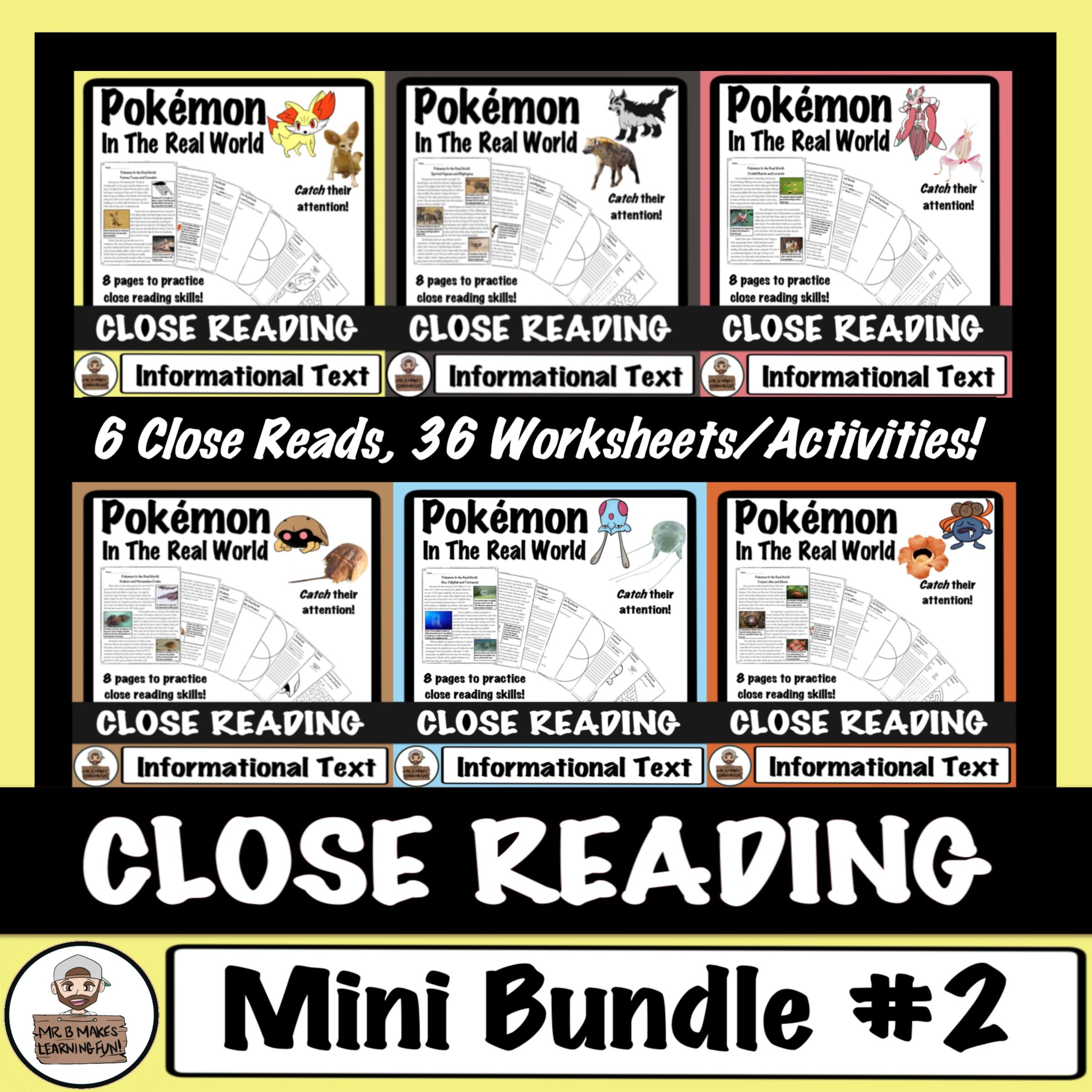 These High Interest Reading Passage Are Perfect For Practicing Close Reading And Comprehension Skills Wit Close Reading Passages Reading Passages Close Reading [ 2400 x 2400 Pixel ]