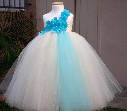 Resultado de imagen para tipo de faldas para niñas de fiesta