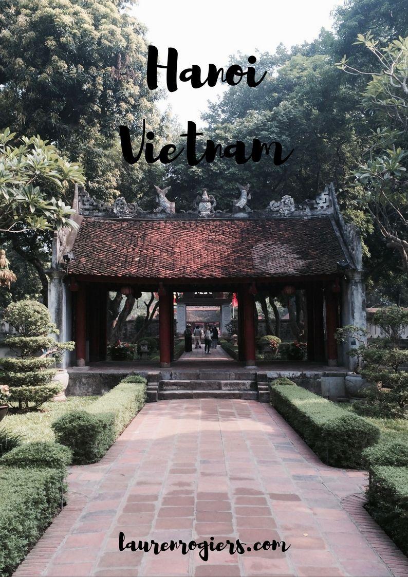 We begonnen onze voorlaatste dag met een lange busrit van Halong Bay terug naar Hanoi. Gelukkig stopten we op twee plaatsen.