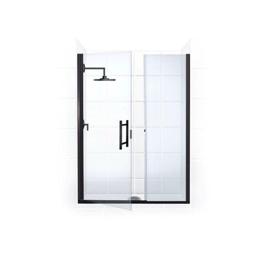 hinged to doors vigo chrome pd door lowes pirouette in shop frameless shower